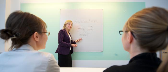 Språkkonsult ger dig skrivutbildning